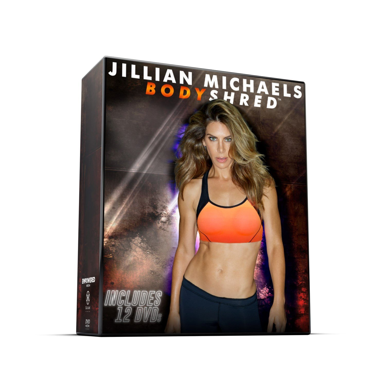BODYSHRED DVD Fitness by Jillian Michaels