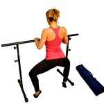 Health Mark Freestanding Balance Barre