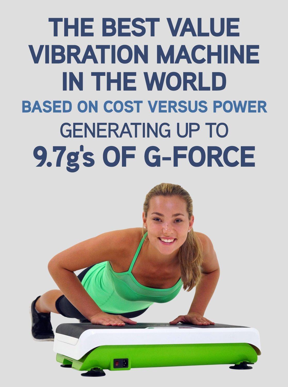 Hypervibe G10 Mini Whole Body Vibration Machine
