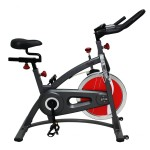 Sunny Health and Fitness SF-B1423 Belt Drive Indoor Cycling Bike