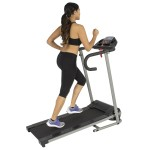 Best Choice 1100W Folding Electric Treadmill SKY1911