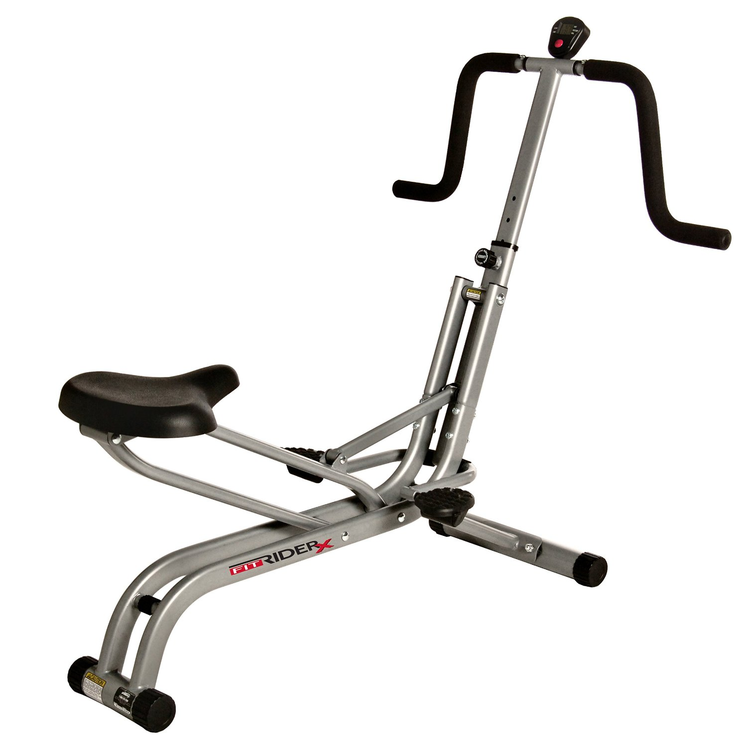 Brenda DyGraf's FitRider X Exercise System with Computer and DVD