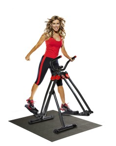 Brenda DyGraf's SlimStrider 360 X with Floor Mat, Training Computer and DVD