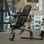 CFF Pro Series Flat Incline Decline Bench