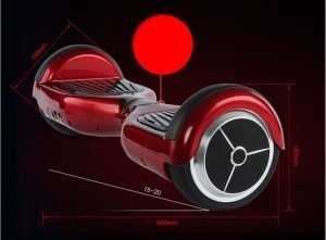 EROVER Two Wheels Smart Self Balancing Scooters Drift Board