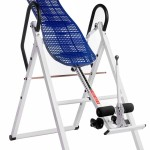 Merax Heavy Duty Deluxe Inversion Therapy Table