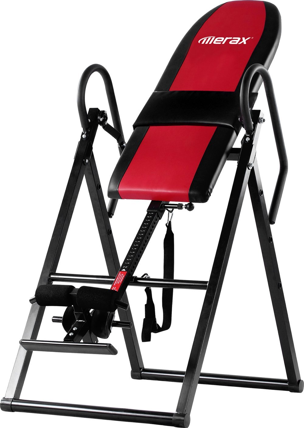 Merax Inversion Therapy Table with Comfort Foam Backrest