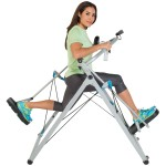 ProGear Freedom 48 inch Stride Air Walker Elliptical LS1 with Heart Pulse Monitor