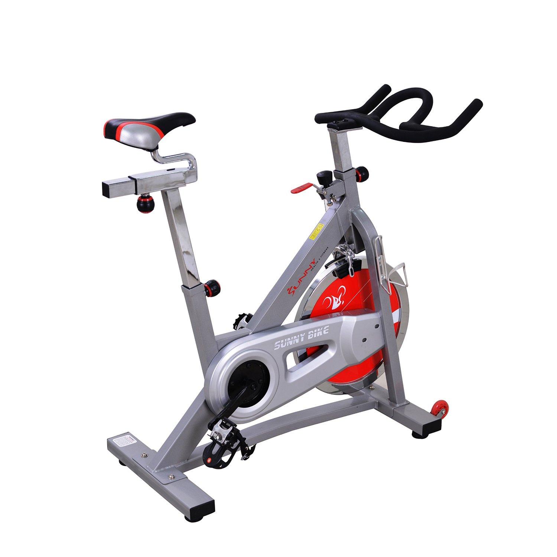 Sunny Health & Fitness SF-B901B Belt Drive Pro Indoor Cycling