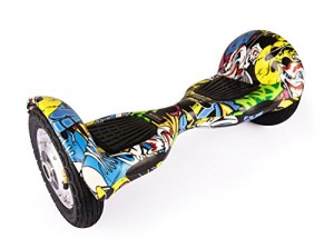 10 Inch 2 Wheels Self Balancing Electric Scooter Smart Skateboard
