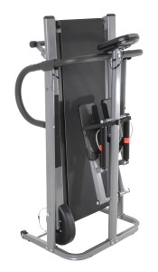 Conquer 2-in-1 Treadmill Stair Climber Stepper