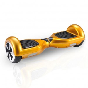 ECTOWN Two Wheels Smart Self Balancing Scooters Gold