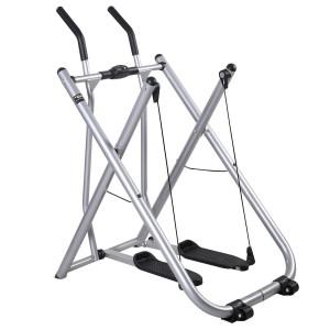 Goplus Indoor Air Walker Glider Fitness Exercise Machine Workout Trainer Gym