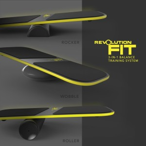 Revolution FIT 3-in-1 Balance Board