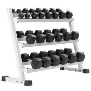 XMark 4 ft. 3-Tier Dumbbell Rack XM-3107.1