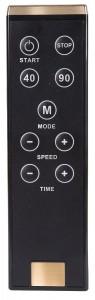 Luxwell Af010c Body Vibration Platform remote