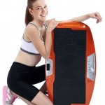Merax Dual Motor Dual Mode Vibration Platform Fitness Machine