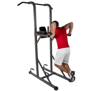 XMark Power Tower XM-4434 with Dip Station and Pull Up Bar
