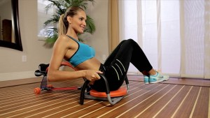 AB Slim Flex Duo-Flex Technology Ab Trainer
