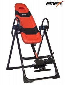 Emer Pro Deluxe Gravity Inversion Therapy Table