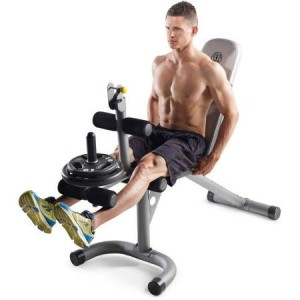 Golds Gym XRS 20 Workout Bench