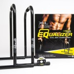 Lebert Fitness Equalizer Parallettes gymnastics bars