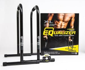 Lebert Fitness Equalizer Parallettes gymnastics bars