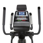 Proform Endurance 520 E Elliptical Machine display