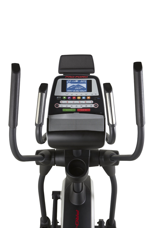Proform Endurance 520 E Elliptical Machine display