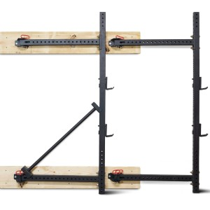 Titan Fitness Fold Back Power Rack 41 inch RML-3W