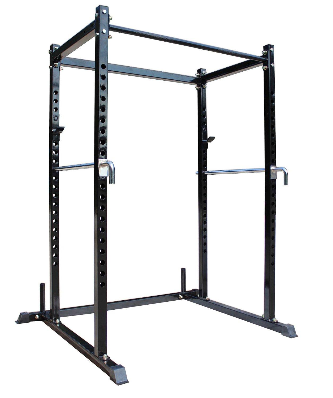 Titan Power Rack Short 71.5 inch Squat Deadlift Lift Cage Bench Racks crossfit pull