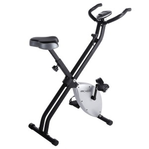 Ancheer Folding Magnetic Upright Bike