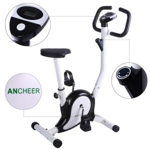 Ancheer Upright Bike Indoor Cycle Trainer