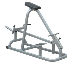 Champion Inclined Rower - Plate Loaded