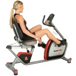 IRONMAN H-Class 410 Smart Technology Recumbent Bike