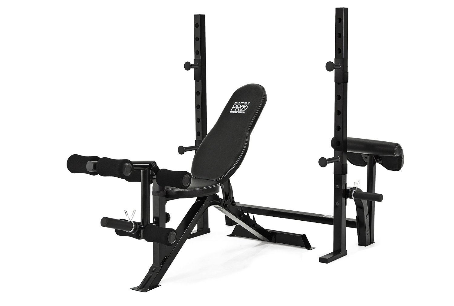 Marcy Pro Two-Piece Olympic Weight Bench PM-842
