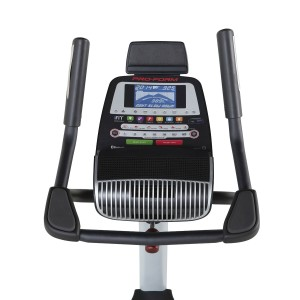 ProForm 8.0 EX Exercise Bike panel