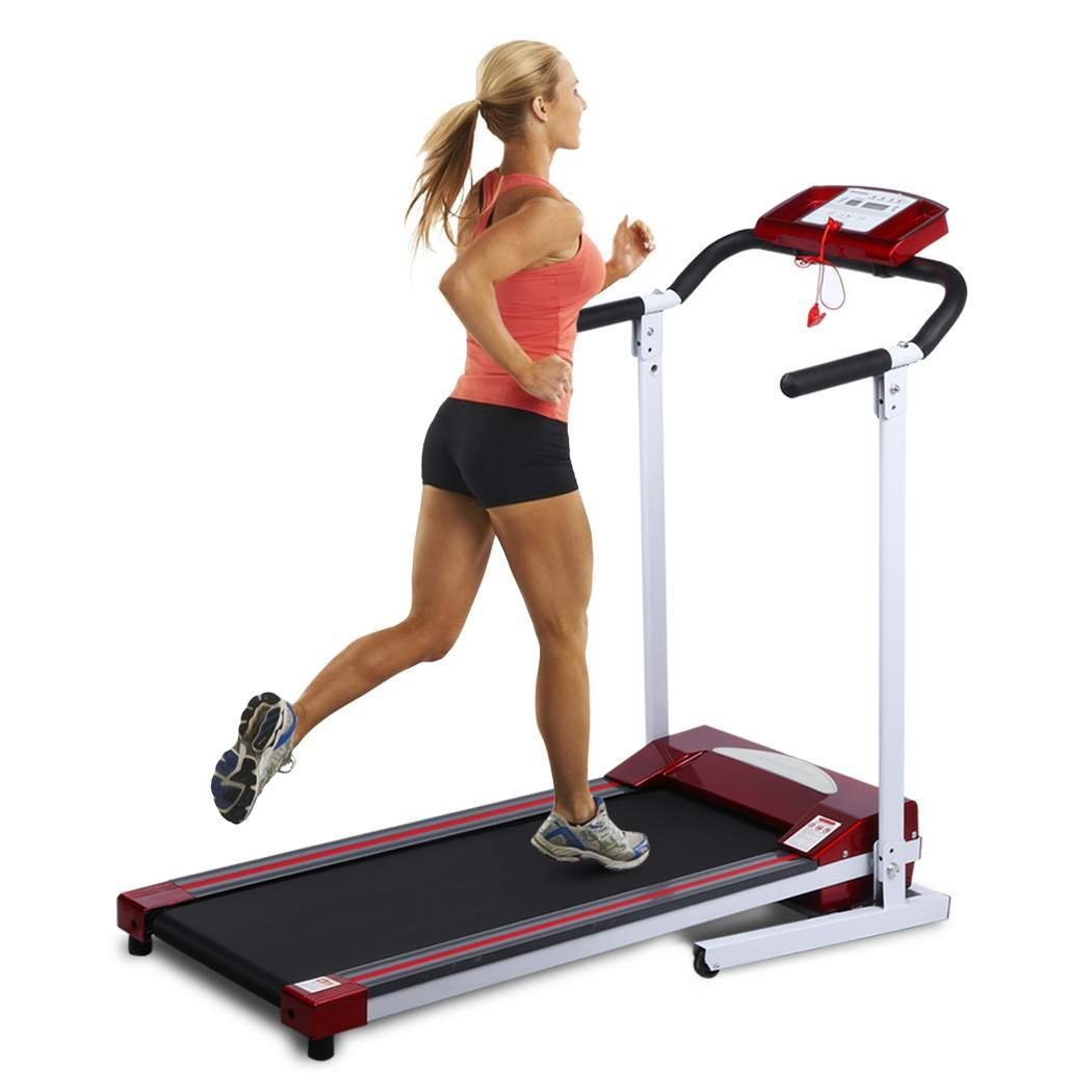 Ancheer Running Folding Electric Treadmill