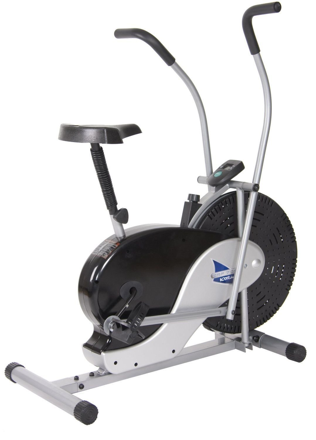 Body Max BRF700 Stationary Upright Rider Fan Bike