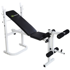 Goplus Olympic Folding Weight Bench Flat Incline