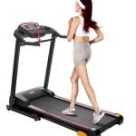 Merax 1.5HP Folding Electric Treadmill Motorized Running Machine