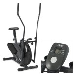 ALPINE Elliptical Bike 2 IN 1 Cross Trainer