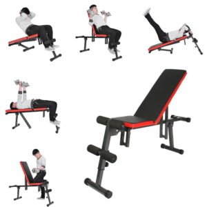 Leapair Fine Adjustable Weight Bench