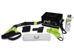 Venom Suspension Trainer Home Gym Elite Pack