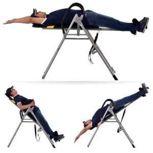 Ancheer Inversion Therapy Table