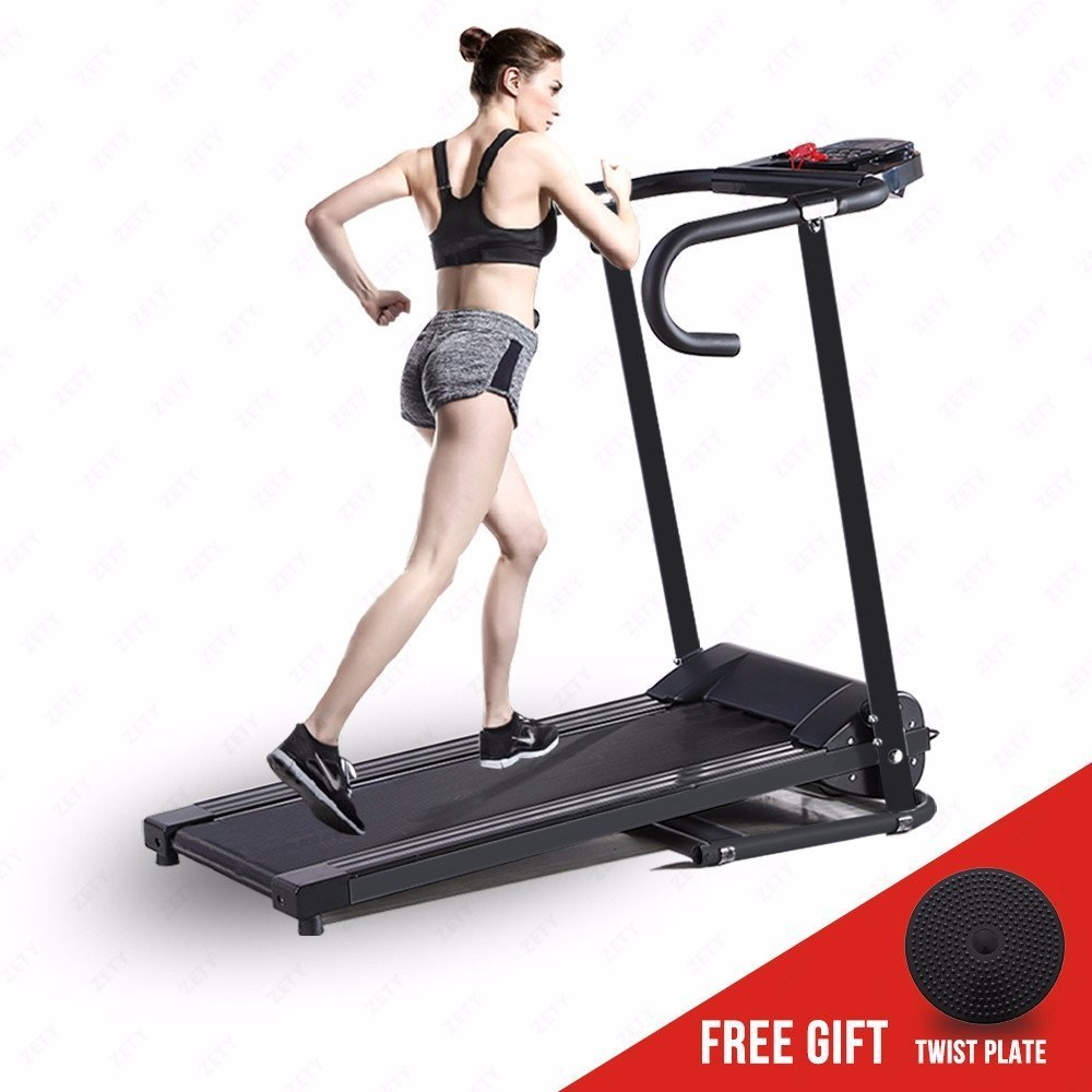 H.B.S Portable Folding Electric Running Machine