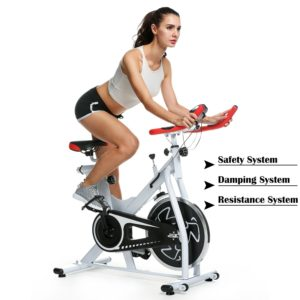 Ancheer Indoor Cycling Bike SP-3900 Ultra-quiet Fitness Spinning Bike