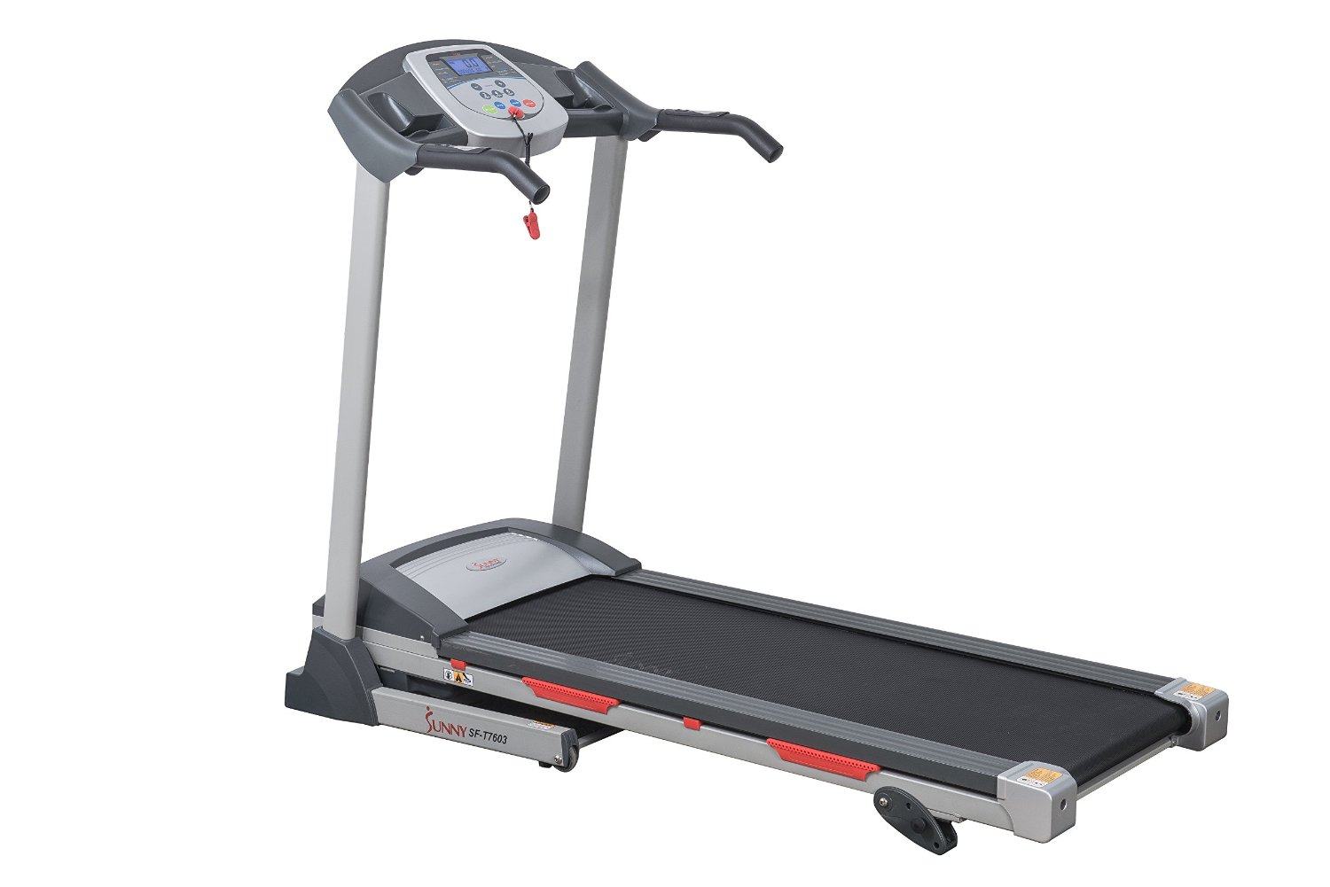 Sunny Health and Fitness SF-T7603 Premium Electric Treadmill