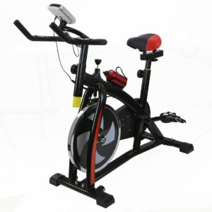 XtremepowerUS Indoor Cycle Trainer Fitness Bicycle Stationary