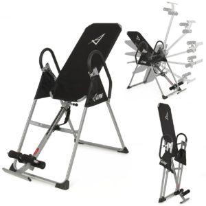 ALPINE Inversion Table Deluxe Fitness